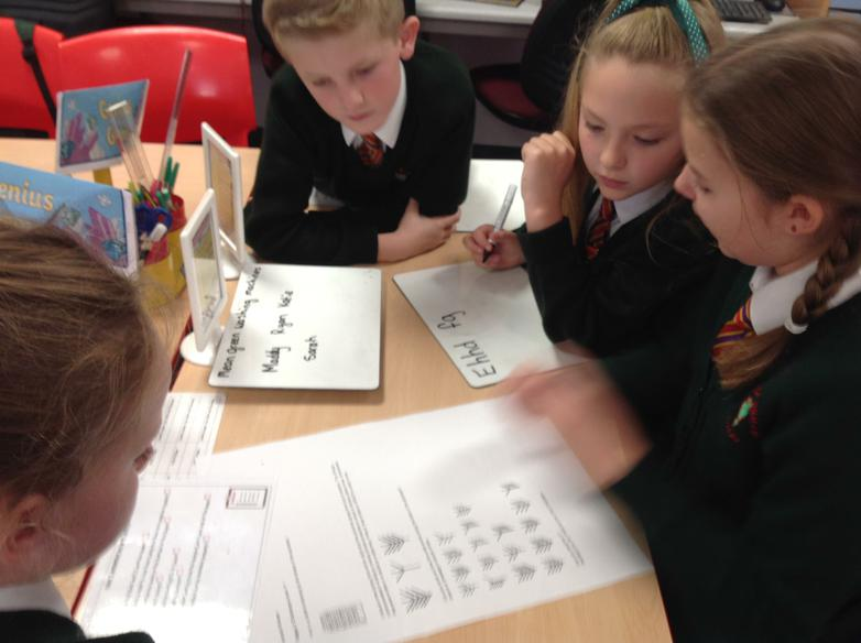 The Viking Runes were tricky to decipher!
