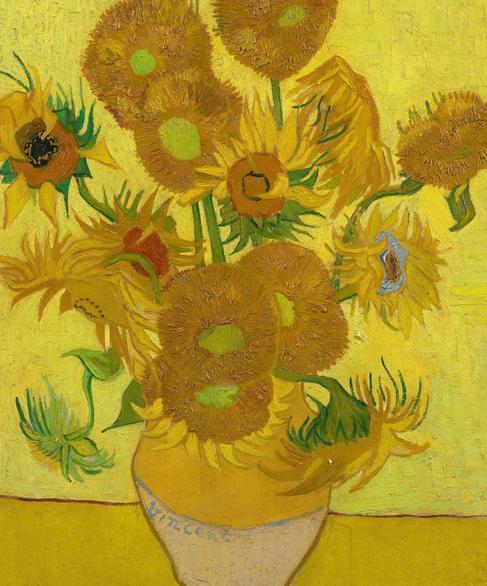 Van Gogh's Sunflowers 🌻