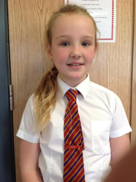 Class Representative for our Pupil Council