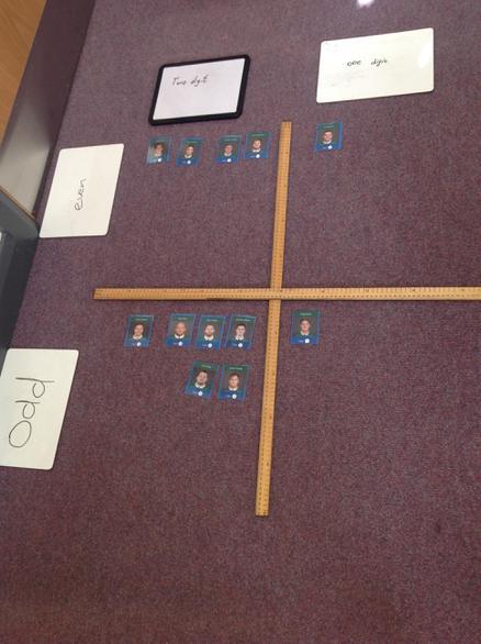 Our Carroll Diagram