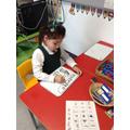 Practising numbers