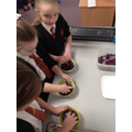 Making a red cabbage neutral indicator