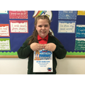 Top scorer in Year6L and in the top 10 in Northern Ireland. Just amazing!