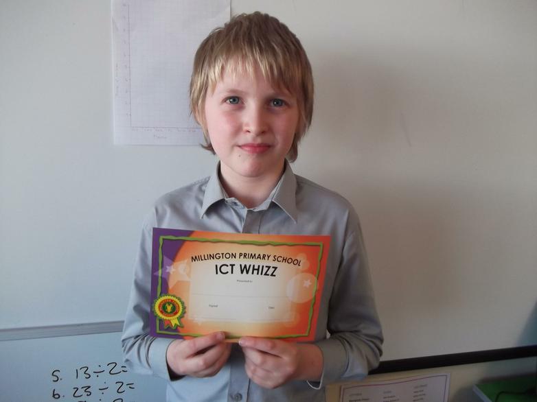 Alex - ICT Whizz