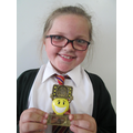 Winner of the class Endeavour prize