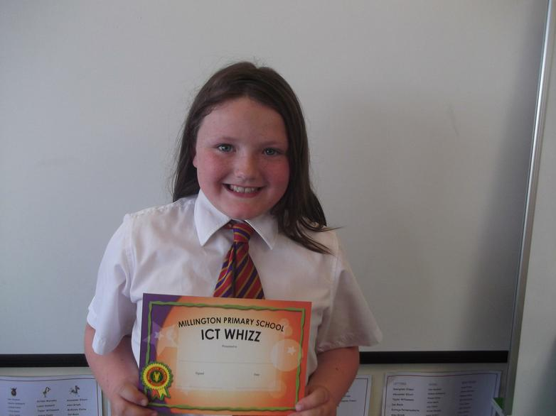 Hannah - ICT Whizz