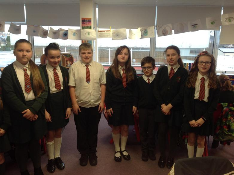Accelerated Reader Certificate Winners