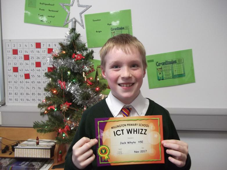 Jack - ICT Whizz