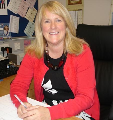 Mrs Murray - Principal