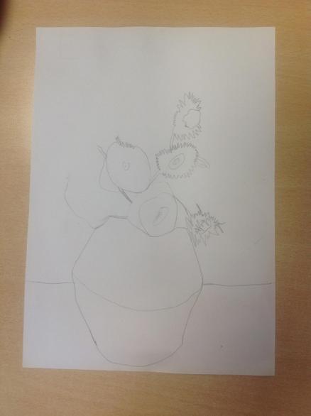 Edward's rough sketch