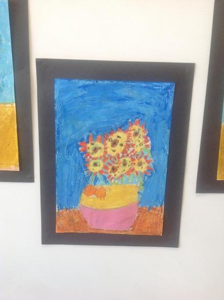 Lilly's artwork