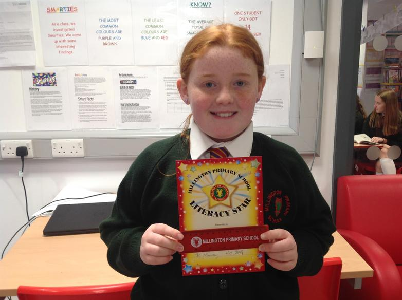 Literacy Award