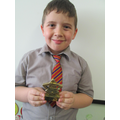 Winner of the class ICT prize