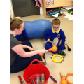 Exploring the loud and quiet instruments
