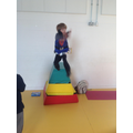 Developing gross motor skills in P.E.