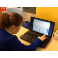 Grace showing her ICT skills in Literacy