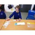 Leo ordered the sentences independently.