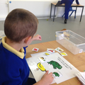 These tasks develop the children's independence.