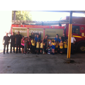 Class trip to the firestation