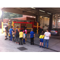 Class trip to the fire station