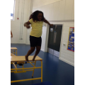 Taking a leap...