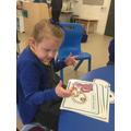 Liliana matching numbers and amounts