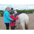 Oliver is now holding onto the reins independently
