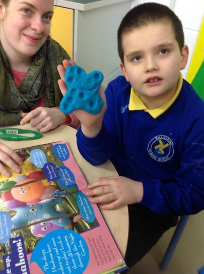 Joseph created a character fromhis favourite story