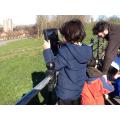 Sami photographing the skyline