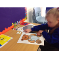 Grace following instructions in literacy