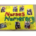 Pine class tell us how the nurses use maths