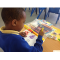 Developing pincer control through fun literacy.