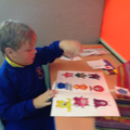 Elliot is completing 3 activities independently.