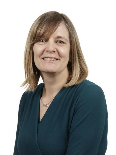 Mrs M Bartlett, Reception TA