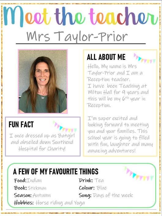 Mrs Taylor Prior