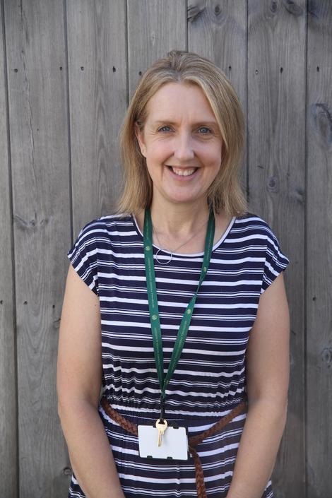 Mrs Allen (Nursery Nurse)