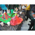What a fantastic afternoon exploding our volcanoes