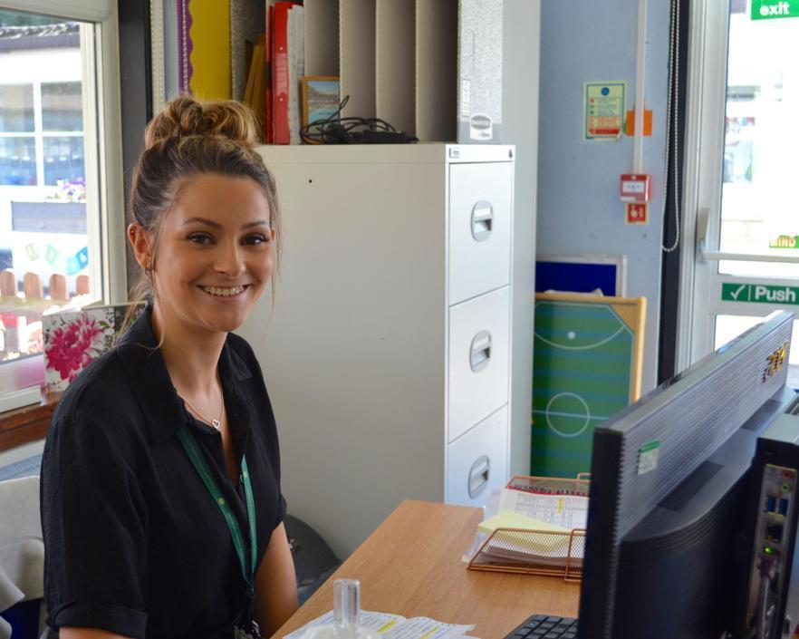 Mrs Smith (Lead Behaviour Learning Mentor)