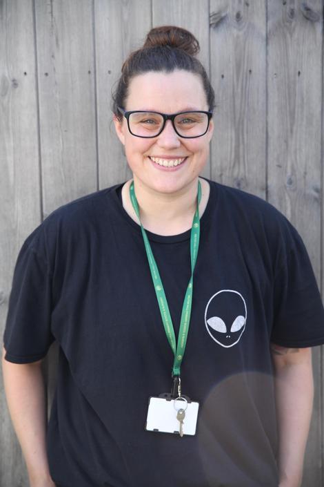 Miss Poulton (Nursery Nurse)
