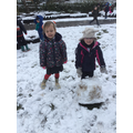 Fun in the snow!