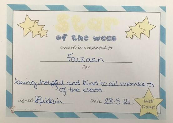 4P Star of the Week