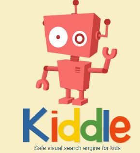 kiddle website link