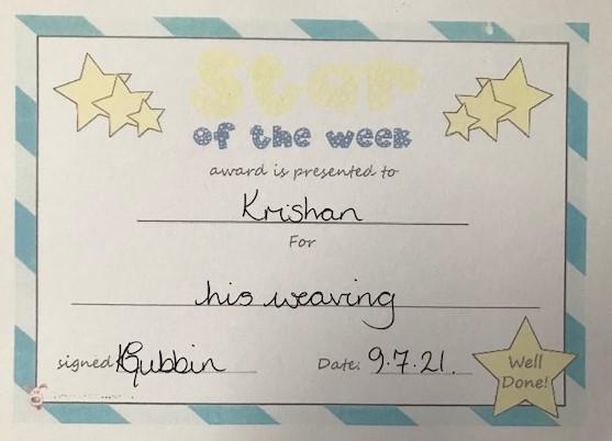 6C K Star of the Week