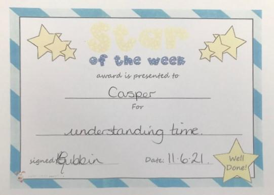 6C Star of the Week