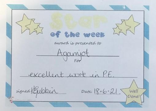 5M star of the week