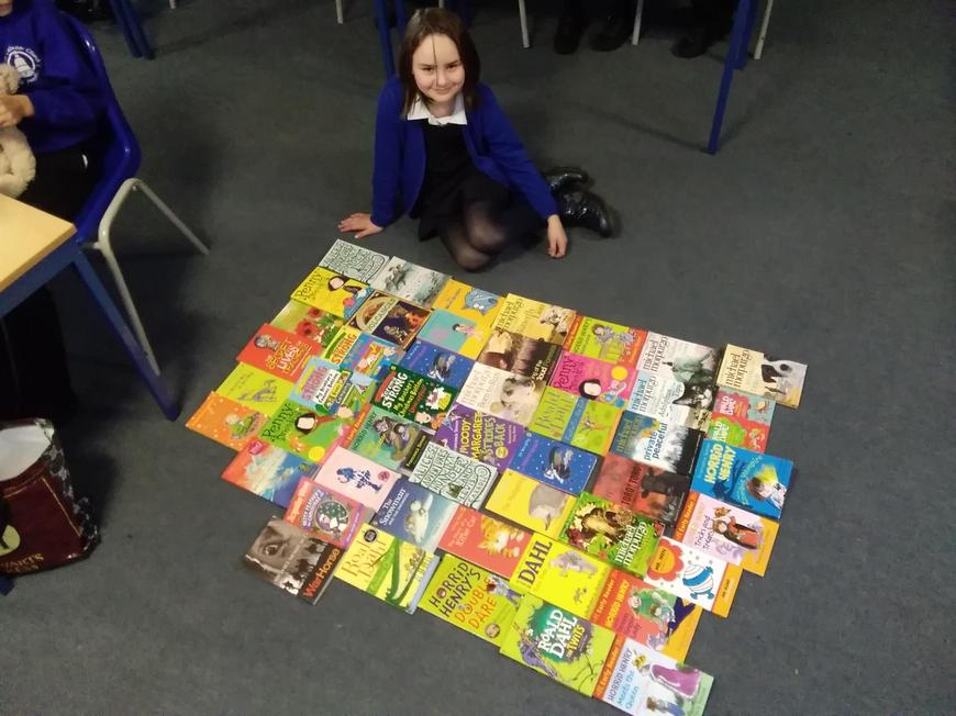 What a star! Amazing gain for our bookcase!