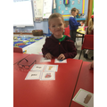 We enjoyed showing off our reading skills