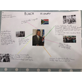 Oscar's fact file on Nelson Mandela, how many facts can you find?