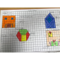 We have continued with our maths work on perimeter.