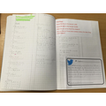 Self-assessment of what has been learnt in numeracy - focus on place value.
